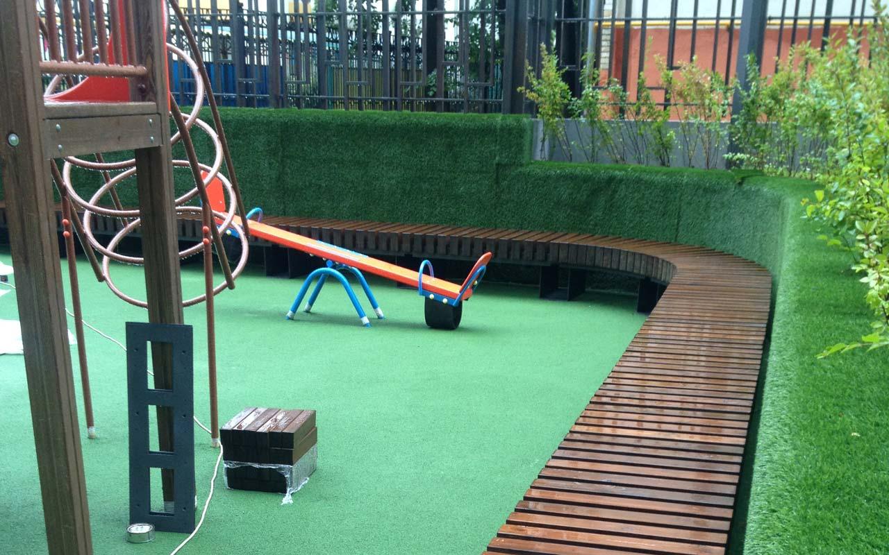 Детские площадки строительство
