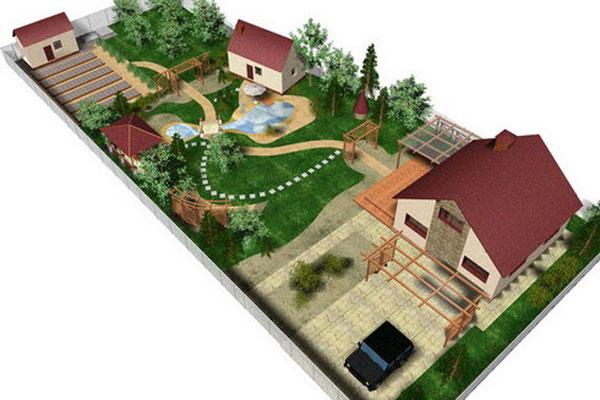 Ландшафтный проект