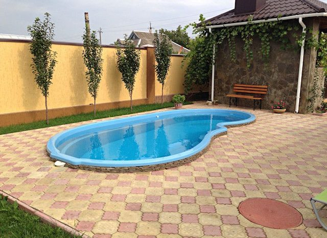 Компактный бассейн Орехово-Зуево